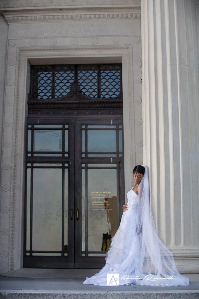 Stunning New Orleans Wedding Shoot